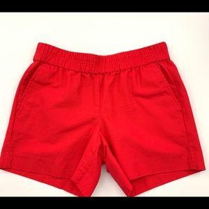 """JCREW Factory 5"""" Boardwalk Pull On Shorts"""